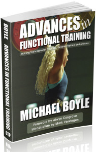 Mike Boyle Advances in Functional Training