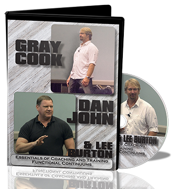 Essentials of Functional Training Continuums DVD