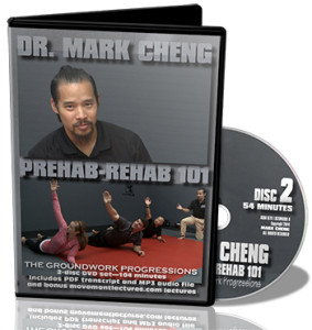 Mark Cheng DVD product cover image