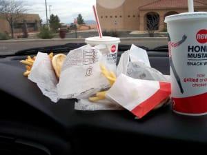 junk food nutrition plan
