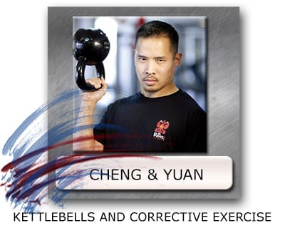 Kettlebells for corrective exercise