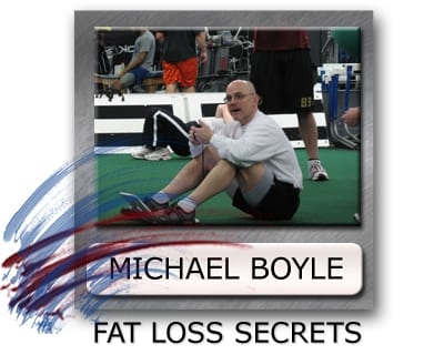training for fat loss Mike Boyle