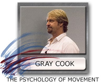 Gray Cook Psychology of Movement