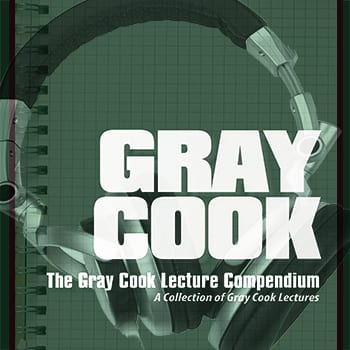 Gray Cooklectures audio book