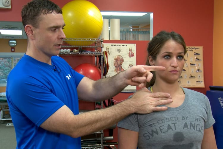 assessing thoracic mobility