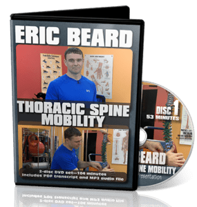 Eric Beard thoracic video
