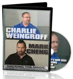 Charlie Weingroff and Mark Cheng Hacking the Hinge