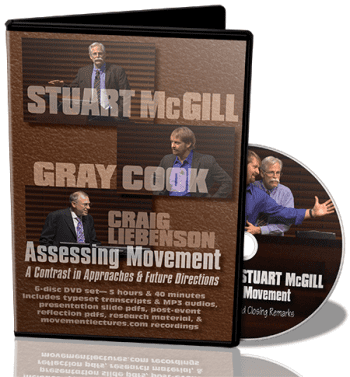Stuart McGill Gray Cook Craig Liebenson Assessing Movement