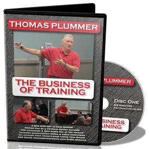 Thomas Plummer The Business of Training
