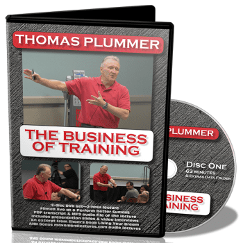 thom plummer training business video, thomas plummer business lecture, training gym business