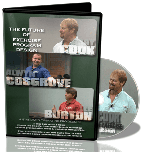 Gray Cook Alwyn Cosgrove Exercise Program Design