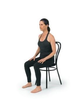 Active Sitting Posture