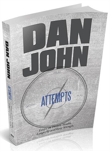 Attempts by Dan John