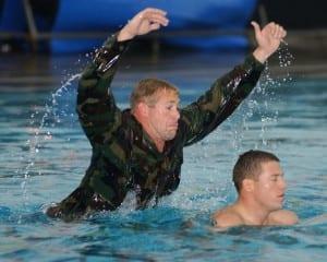 drownproofing Movement Principle 2