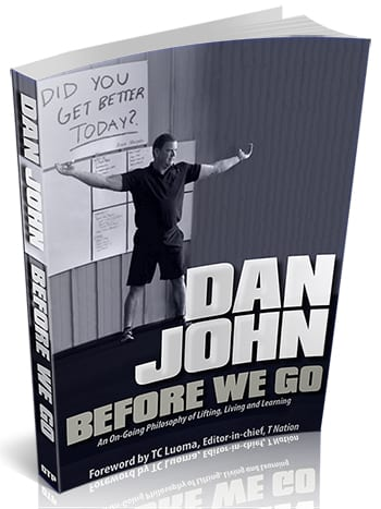 Dan John Before We Go