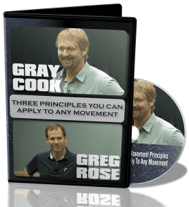 Gray Cook & Greg Rose Three Principles Video
