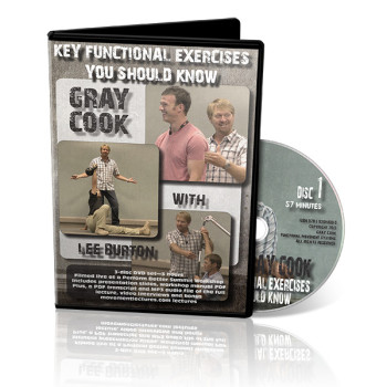 Gray Cook Functional Exercise DVDGray Cook Functional Exercise DVD
