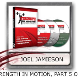 Joel Jamieson Training Program - Joel Jamieson Trainer - Joel Jamieson Video