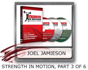 Joel Jamieson Performance Training - Joel Jamieson Athletic Training - Training Performance Athletes