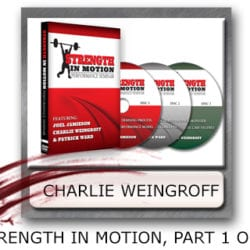 Charlie Weingroff Weight Gain Program - Weight Gain Strength Program - Charlie Weingroff Muscle Program