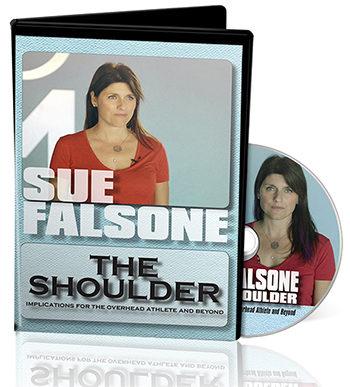 sue falsone, shoulder injury, shoulder rehab, overhead athlete, shoulder compensations, shoulder drills