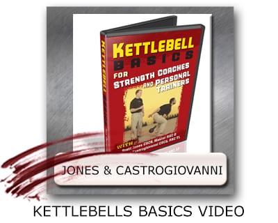 Brett Jones Kettlebells - Kettlebells For Personal Trainers - Kettlebells For Strength