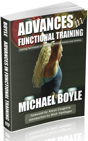 Mike Boyle Functional Training
