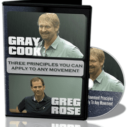 Gray Cook & Greg Rose - Gray Cook Principles Video - Gray Cook Perform Better Summit