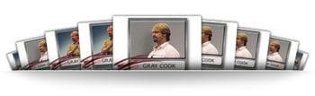 gray cook audio lecture bundle