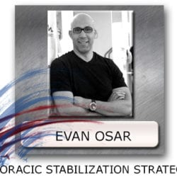 Evan Osar Stabilization - Thoracic Stabilization - Core Stability