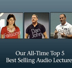 OTP Top five audio lectures