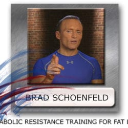 Brad Schoenfeld Fat Loss, Metabolis Fat Loss, Resistance Training For Fat Loss