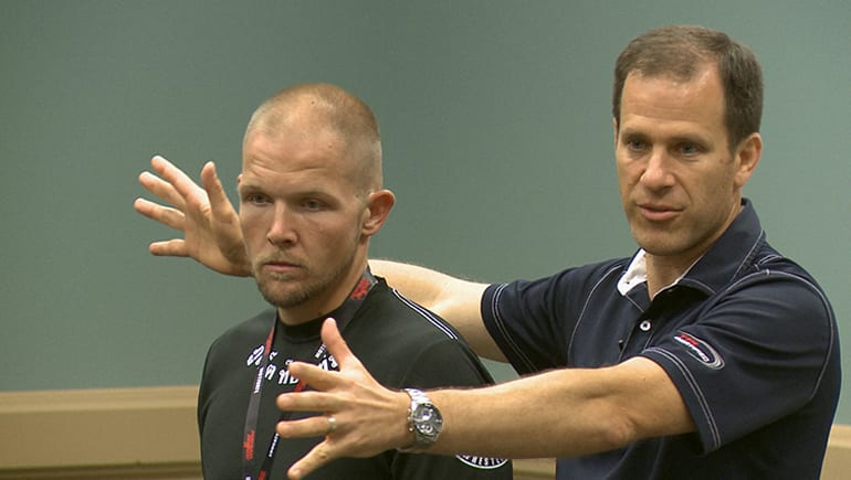 Greg Rose, working with elite athletes