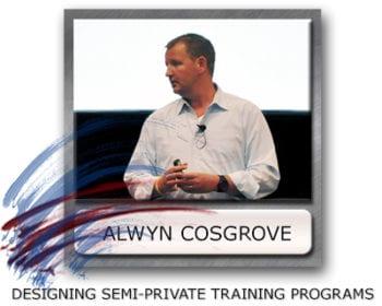 Alwyn Cosgrove Small Group Training - Semi Private Training Programs - Setting Up Small Group Training