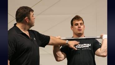 Glenn Pendlay coaches Jon North