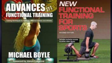 Boyle Functional Training books