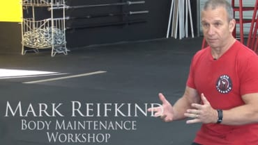 Mark Reifkind warmup drills