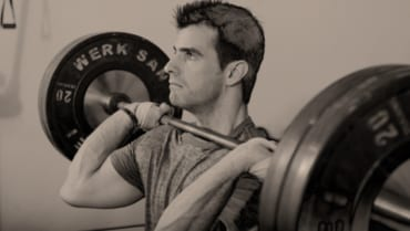 Olympic lifting with Wil Fleming