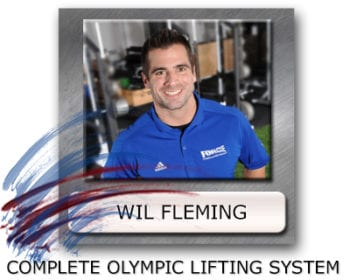 Wil Fleming Weightlifting - Olympic Lifting Workout Program - Learning Weightlifting
