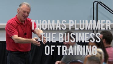 Growing a fitness business, with Thom Plummer