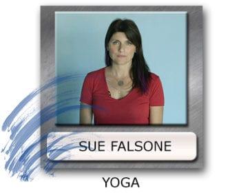 Sue Falsone Yoga - Yoga For Strength Programs - Yoga Drills For Personal Trainers