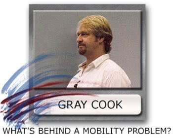 Gray Cook Mobility - Why Is My Client So Stiff - How To Fix A Mobility Problem