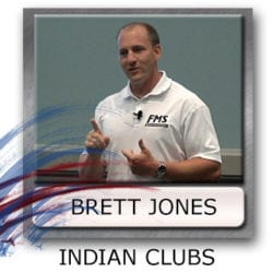 Brett Jones Indian Clubs - Indian Clubs History - How To Use Indian Clubs