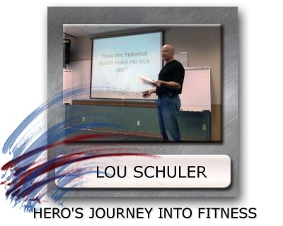 Lou Schuler Fitness Lecture, Understanding The Fitness Journey, Personal Trainer Education