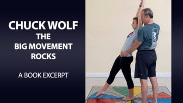Chuck Wolf big movement rocks