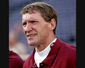 strength coach Johnny Parker