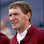 NFL strength coach Johnny Parker