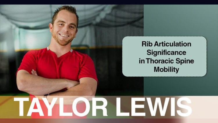 taylor lewis rib atriculation