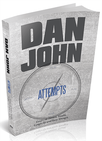 Attempts by Dan John