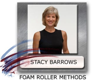 foam rolling ideas Stacy Barrows